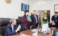 «Қазақ хандығының құрылу тарихы» кітабының тұсаукесері өтті
