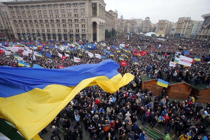 kiev demonstranttary