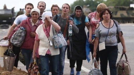 Жамбыл облысына Украина мен Сириядан босқындар келді!