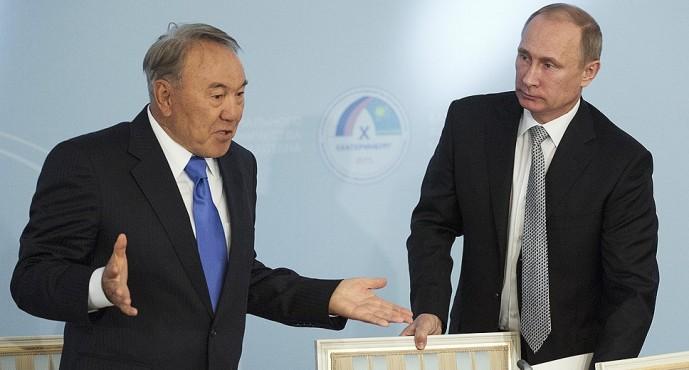 Назарбаев Ресейге қарсы санкцияны тоқтатуға шақырды