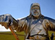 По следам тюрков. По пути Чингисхана
